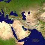 Route Asienreise